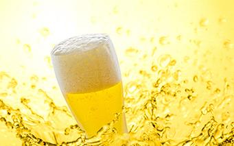 カールスバーグ樽生(デンマークの生ビール)